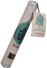 Благовоние Green Tara Incense, 20,5 см.