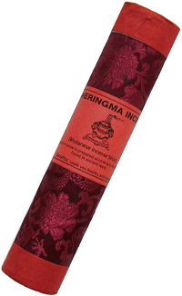 Благовоние Tsheringma Incense (Церингма), 21 палочка по 19,5 см.